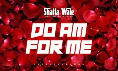 Shatta Wale – Do Am For Me