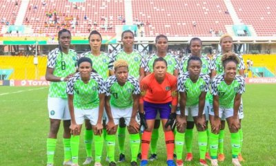 Super Falcons wins Ivory Coast on penalties to clinch first WAFU Cup