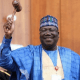 We'll pass budgets under 3 months - Ahmad Lawan vows