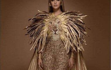 Beyonce shares stunning photos dressed as 'Nala' in the new Lion King movie