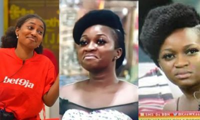#BBNaija 2019:  Thelma and Esther engage in heated argument