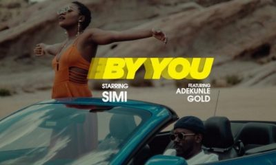 Simi Ft. Adekunle Gold – By You (Prod. By Oscar)