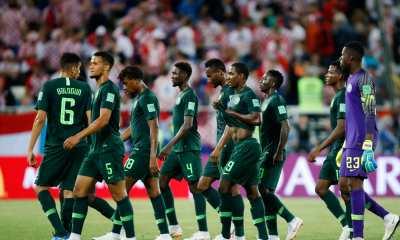 Super Eagles suffer last minute loss to Algeria in AFCON Semi-finals