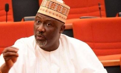 """""""I was arraigned before 18 courts in one year"""" Dino Melaye says"""