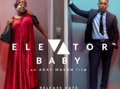 Toyin Abraham in Elevator baby