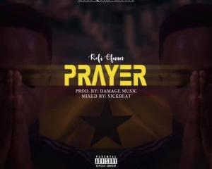 Kofi Quan – Prayer (Prod. By Damage Music)