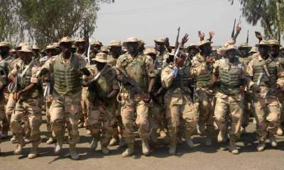 Nigerian-Army- burns vehicles carrying fish for boko haram.jpg