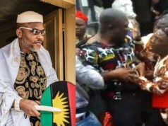 Nnamdi Kanu reacts to assault on Ekweremadu in Germany