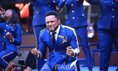 How I've cried many times over my career – Tim Godfrey