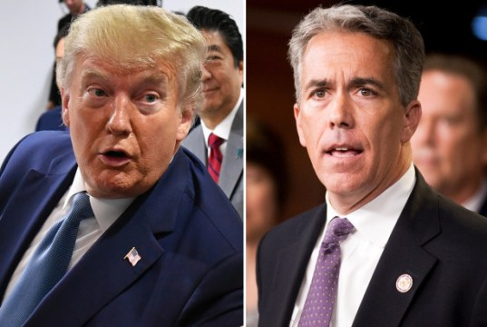 joe-walsh to contest against Donald Trump