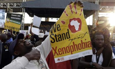 South Africa reacts to protest against its Nigerian businesses over Xenophobia