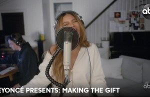 Beyonce shares BTS of The Gift album