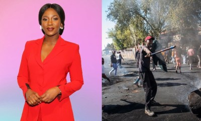 They've shown us who they are - Genevieve Nnaji slams South Africa over xenophobic