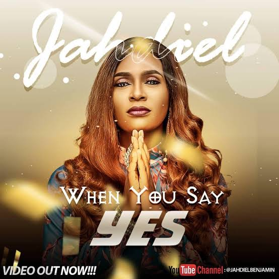 Jahdiel – When You Say Yes [VIDEO]