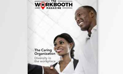Africa's foremost Workbooth Magazine debuts October 1st