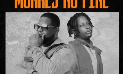 DOWNLOAD MP3: D-Black ft. Kelvyn Boy – Monkey No Fine