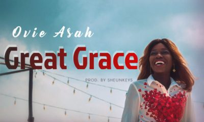 DOWNLOAD MP3 Ovie Asah Great Grace