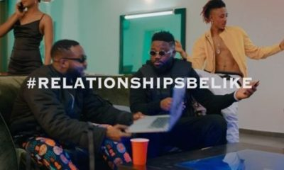Magnito ft DJ Neptune Relationship Be Like (S2 Part1)