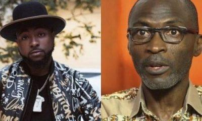 Davido and Kayode Ogundamisi