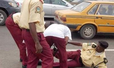 Commuters kill LASTMA officer in Lagos