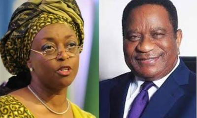 Why I told my wife not to bring money home - Diezani's Husband finally explodes