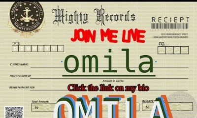 DOWNLOAD MP3 Duncan Mighty Omila
