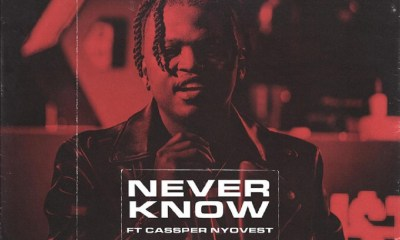 DOWNLOAD MP3: Focalistic ft. Cassper Nyovest – Never Know