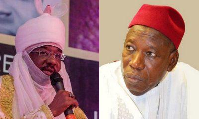 Ganduje-led government reportedly demolishes Emir Sanusi's property