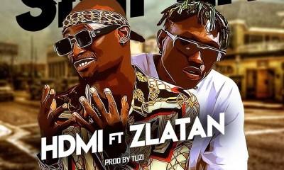 DOWNLOAD MP3: HDMI ft. Zlatan – Sniper