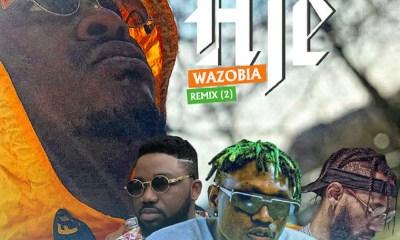 Jaywon ft. Phyno, Zlatan, Magnito – Aje Wazobia Remix (Part 2)