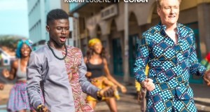 DOWNLOAD MP3 Kuami Eugene ft Conan O'Brien For Love