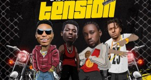 DOWNLOAD MP3: Solidstar ft. Orezi, Terry Apala, Isoko Boy – No Tension