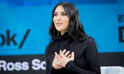 Kim Kardashian vows to quit nudity for Kanye West's faith
