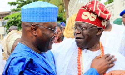 Speculations as Tinubu meets Atiku at Abuja airport