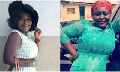 Nollywood actress, Iyabo Osadare dies