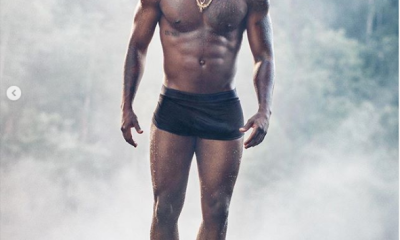 Jason Derulo reacts as Instagram takes down his viral raunchy photo