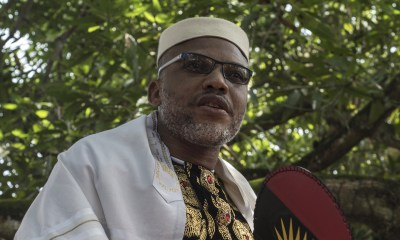 Real reason DSS rearrested Sowore - Nnamdi Kanu reveals