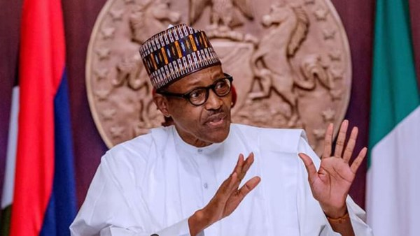 Image result for Border closure: Nigeria's fuel consumption down by 30% - President Buhari