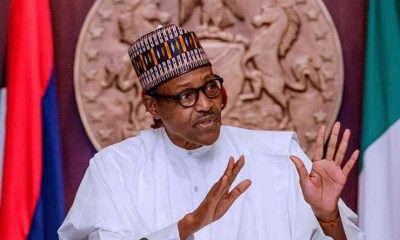 Buhari on agriculture sector