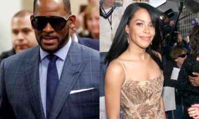 R.Kelly faces fresh bribery charges for his marriage to15-year-old Aaliyah