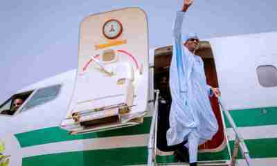 President Buhari jets out to Egypt for meeting