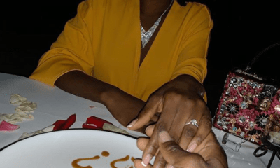 Instagram comedian, Craze Clown gets engaged to girlfriend of eight years