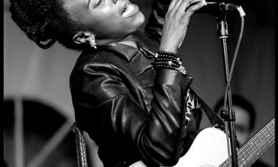 Singer, Aramide welcomes baby with her husband