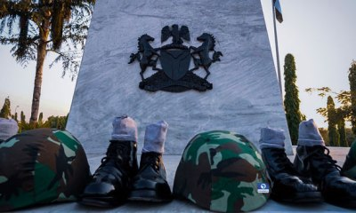 Nigeria remembers fallen heroes on 2020 Armed Forces Remembrance Day [PHOTOS]