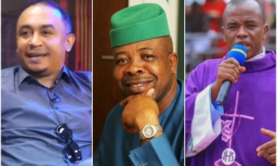 What Daddy Freeze had to say after Father Mbaka's prophecy came to pass