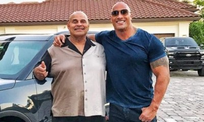Dwanye 'The Rock' Johnson loses father topnaija