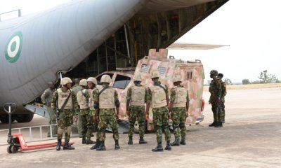 Nigerian Air Force release list of successful candidates for Direct short service