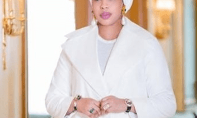 Ooni of Ife's ex-wife sends new year message to her followers