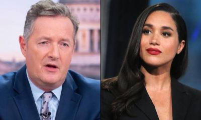 Piers Morgan puts Meghan Markle on blast for 'splitting' Prince Harry from his family