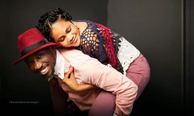 Busola Dakolo and Timi Dakolo Valentine